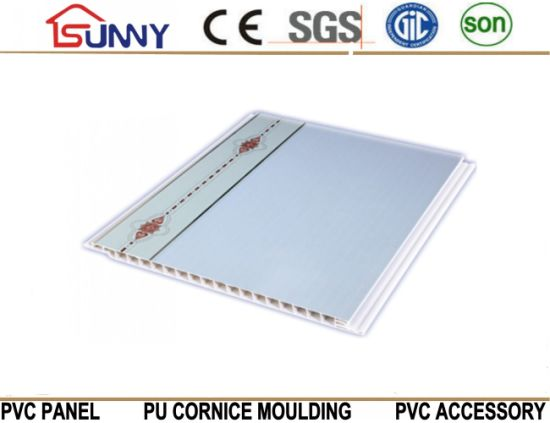 PVC Ceiling and Wall Panel for House Decoration