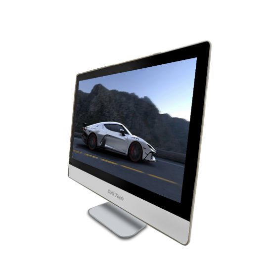 Touch Screen High Quality 21.5 Inch PC All in One Desktop PC in Bulk pictures & photos