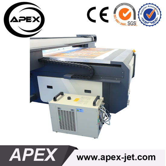 China 2018 Apex New Large Format 160*100 Digital UV LED Flatbed