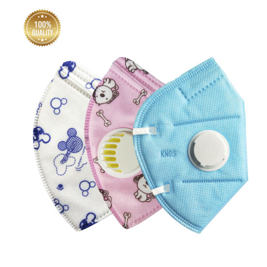 Custom Disposable Non-Woven N95 Kn95 Face Mask for Kids