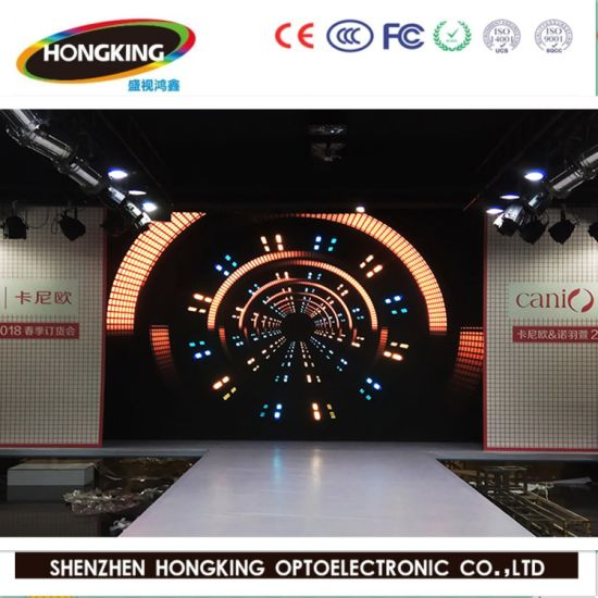 Super Lighting P5 Video Display LED Screen