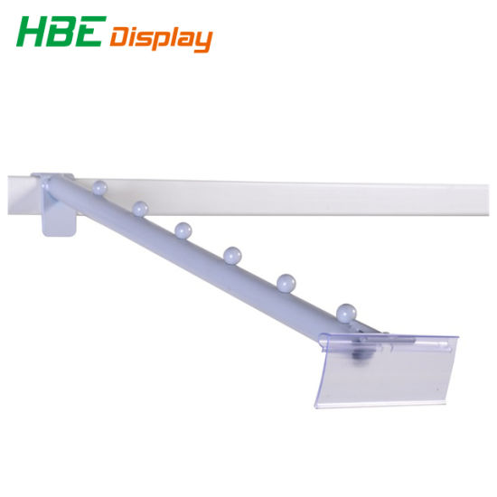Retail Slat Wall 6 Inch Scanner Hook pictures & photos