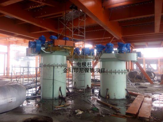Chinese Best 33mva Rkef Npi (nickel pig iron) Smelting Furnace / Rkef Furnace