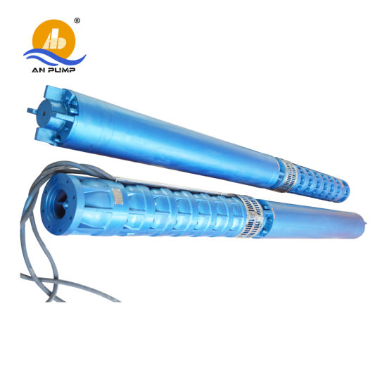 Vertical Turbine Submersible Water Pump for Irrigation pictures & photos