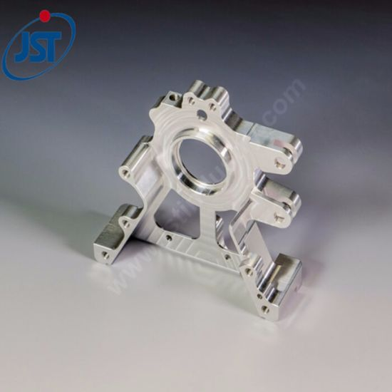 Custom Precision Aluminum CNC Machining Parts for Motorcycle Metal Machinery pictures & photos