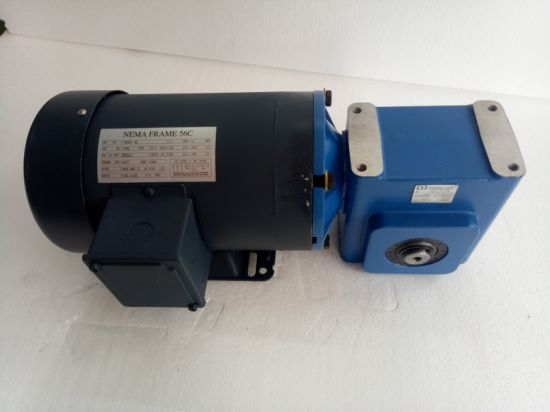 X Series NEMA Gearbox for Us Mounting Dimension