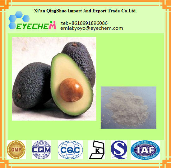 Avocado Fruit Juice Powder/Persea Americana Extract Powder pictures & photos