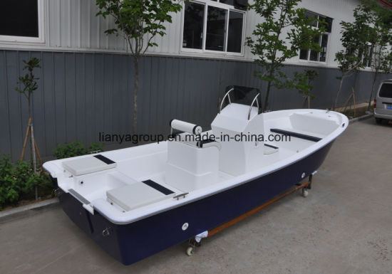 Liya Inshore Power Fishing Boats 5 8m Panga Boat Factory