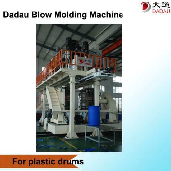 Manufacturing Equipment for Chemical Drums