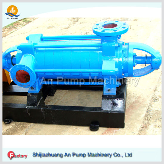 Non Clogging Multistage Fan Waste Water Treatment Pump pictures & photos