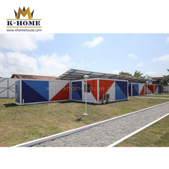 High Quality Low Cost Prefabricated School Building