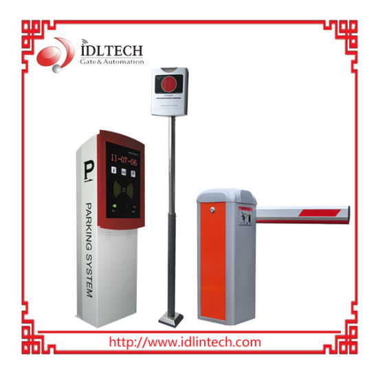 High Quality Long Range RFID Parking System pictures & photos