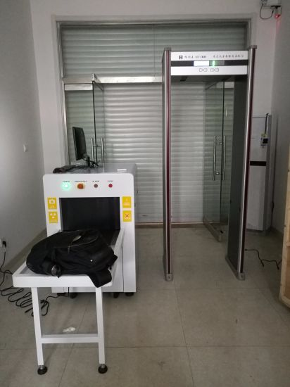 High Quality Walk Through Metal Detector at-Iiid Metal Detector