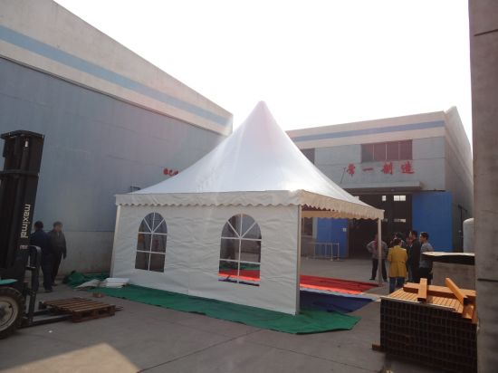 China hot sale outdoor pvc roof gazebo for promotion china