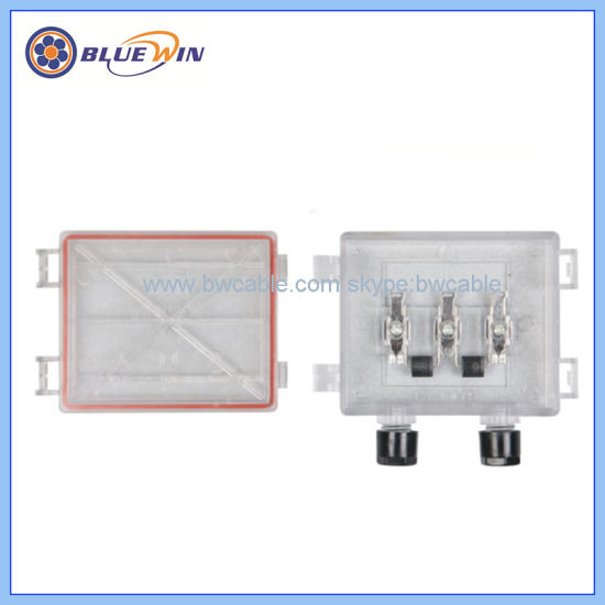 China Solar Junction Boxes Solar Junction Box HS Code - China Mc4