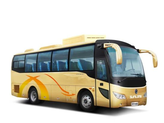 Sunlong 31-50 Seats Medium New Bus (Slk6872) pictures & photos