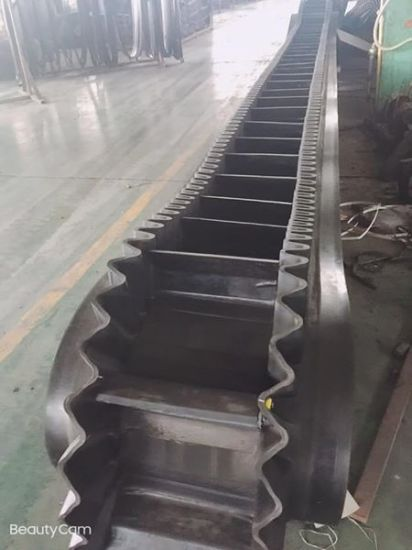 Conveyor Belt Hot Sale High Strength Ep/Nn/High Temperature/Fire Resistant/Conveyor Belting Polyester Rubber Conveyor Belt for Industrial Coal Cement Mining Ste