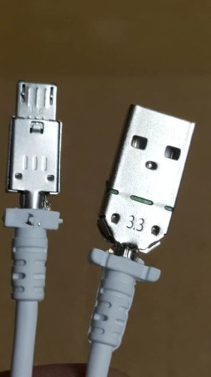 USB Cable Mobile Phone Accessory Mobile Accessories Phone Accessory Ecb-Du4ewe Data Cable New Galaxy S3 White 1.5m