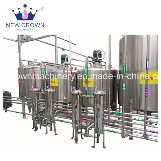 Automatic Energy Soda Beverage Drink /Fruit Juice Drink Filling Machine/Drinking Mineral Water Bottling Machine/Production Filling Machine Line Plant Price Cost pictures & photos