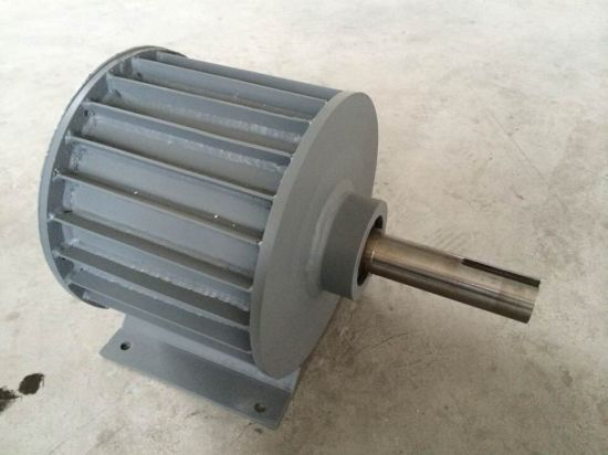 Axial Flux 3kw Low Rpm AC Permanent Magnet Generator pictures & photos