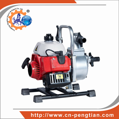 1 Water Pump With 2 Stroke Gasoline Engine Pictures Photos
