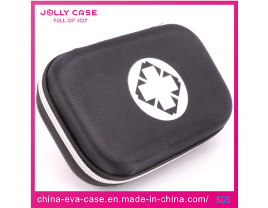 Custom Travel Emergency Pouch Nylon Empty Waterproof First Aid Box/Case