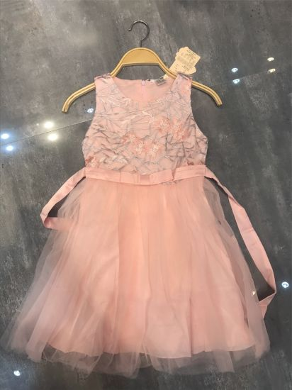 Wholesale Stock Lovely Girls Princess Dress in Summer pictures & photos