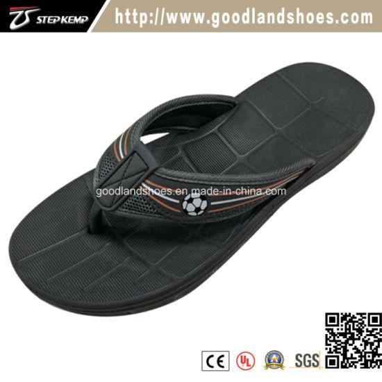 a8f6fcf8b7fe China Men′s EVA Flip-Flop Beach Slippers Disposable Shower Shoe Exs ...