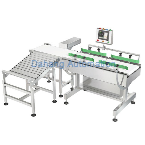 Economic Checkweigher with Automatic Pusher Rejector pictures & photos