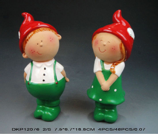 Christmas Ornament Ceramic Children pictures & photos