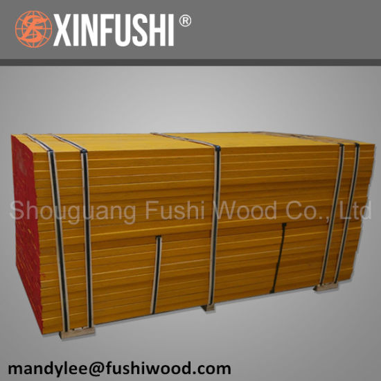 Australia Pine LVL Wood Beam Lumber With As4357 Standard