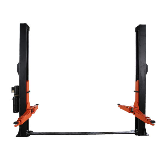 Used Hydraulic and Manual Relaease Car Lifts for Sale