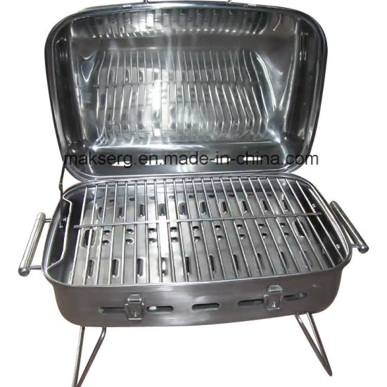 American Stainless Steel Barbecue Grill for Outdoor Usage pictures & photos