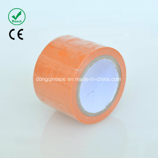 Waterproof Good Adhesive PVC Pipe Wrapping Tape pictures & photos