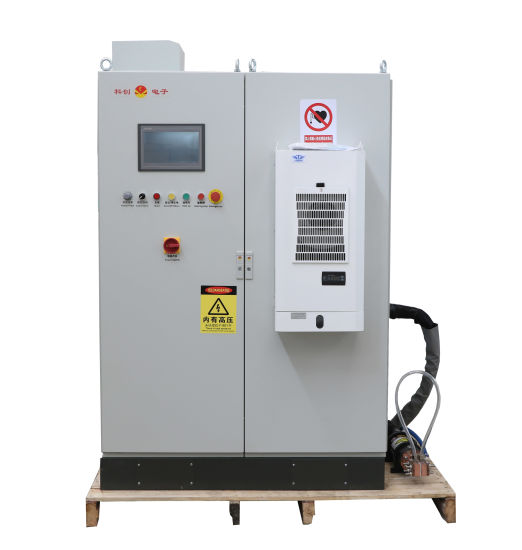 Handheld Medium Frequency Induction Forging Machine with Hot Forging Furnace pictures & photos