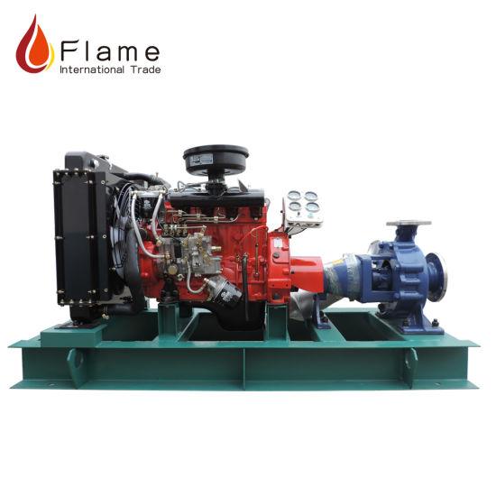 Small Water Pump 30kw Diesel Engine Irrigation Pumps