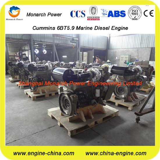 China 5 9L Cummins 6bt Marine Diesel Engine - China 5 9L