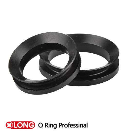 China Rubber NBR70 Duro V Ring Seal for Pump - China V Seal, Rubber