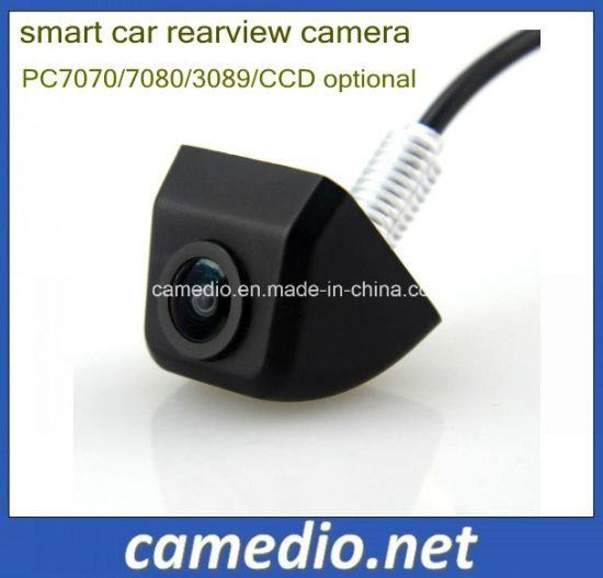 Korean Screw Waterproof Car Rearview Reveresing Camera 170 Degree pictures & photos