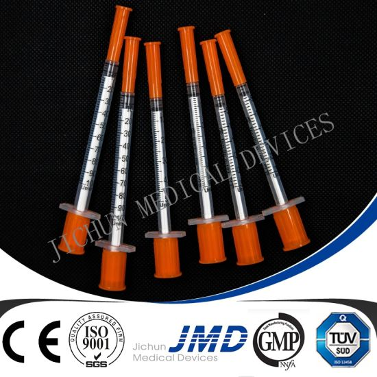 1cc Insulin Syringe pictures & photos