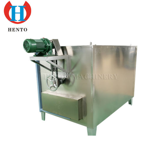 High Quality Stainless Steel Peanut Roasting Machine