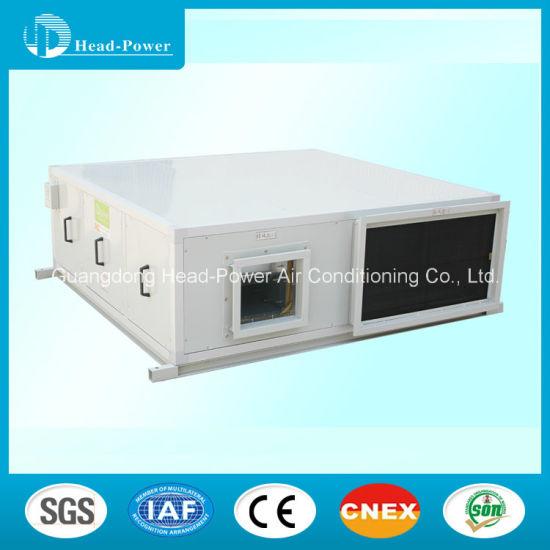 HVAC Plate Hrv Air to Air Heat Recovery Fresh Ventilator Unit