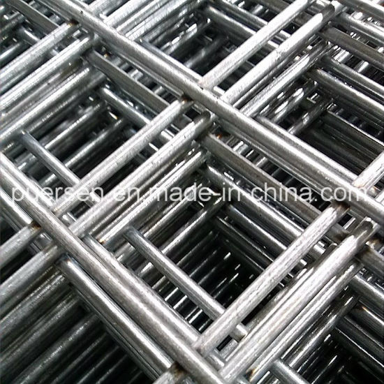 China 6X6 Concrete Reinforcing Welded Wire Mesh Anping - China ...