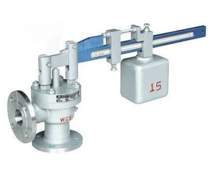 Angle Type Single-Lever Safety Valve (GA41H) pictures & photos