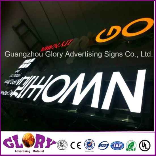 LED Front Lit Letters Signage Outdoor LED Light pictures & photos