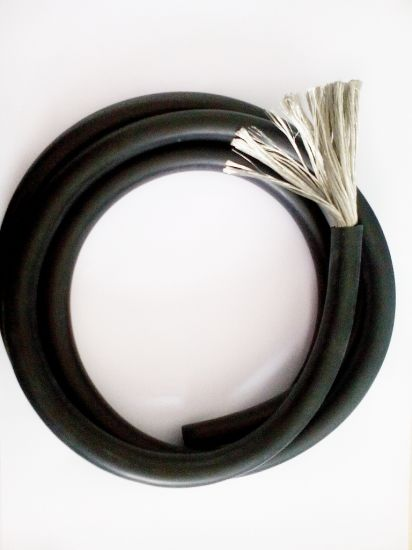 High Voltage Silicone Rubber Cable 22AWG with UL3239 pictures & photos