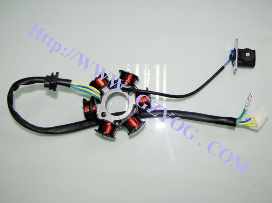Yog Motorcycle Spare Parts Scooter Engine Gy6-125 150 CS125 Ds150 Key Set Clutch Assy Cdi Mirror Carburetor Stator Comp Oil Pump Chain Valve Gasket Bulb Movable pictures & photos