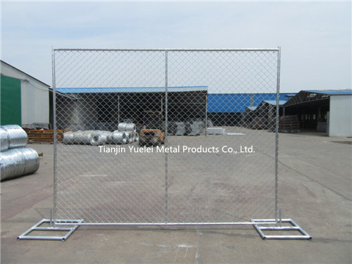 Australia ASTM4687-2007 Galvanised Temporary Fence pictures & photos