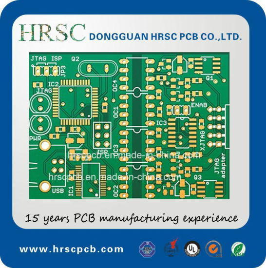 China Trunk Amplifier 94V0 PCB Board Immersion Gold - China