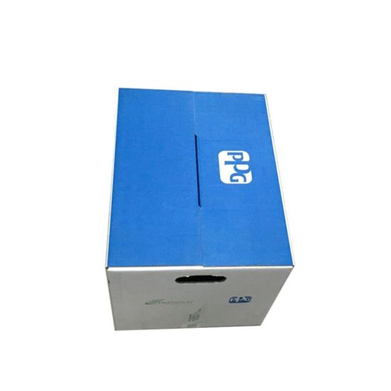 Hot Sale Corrugated Shipping and Packing Box with Hand Hole pictures & photos